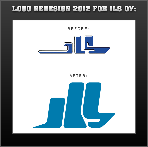 Logo redesign for ILS