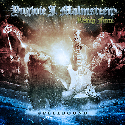 My latest work for Yngwie Malmsteen