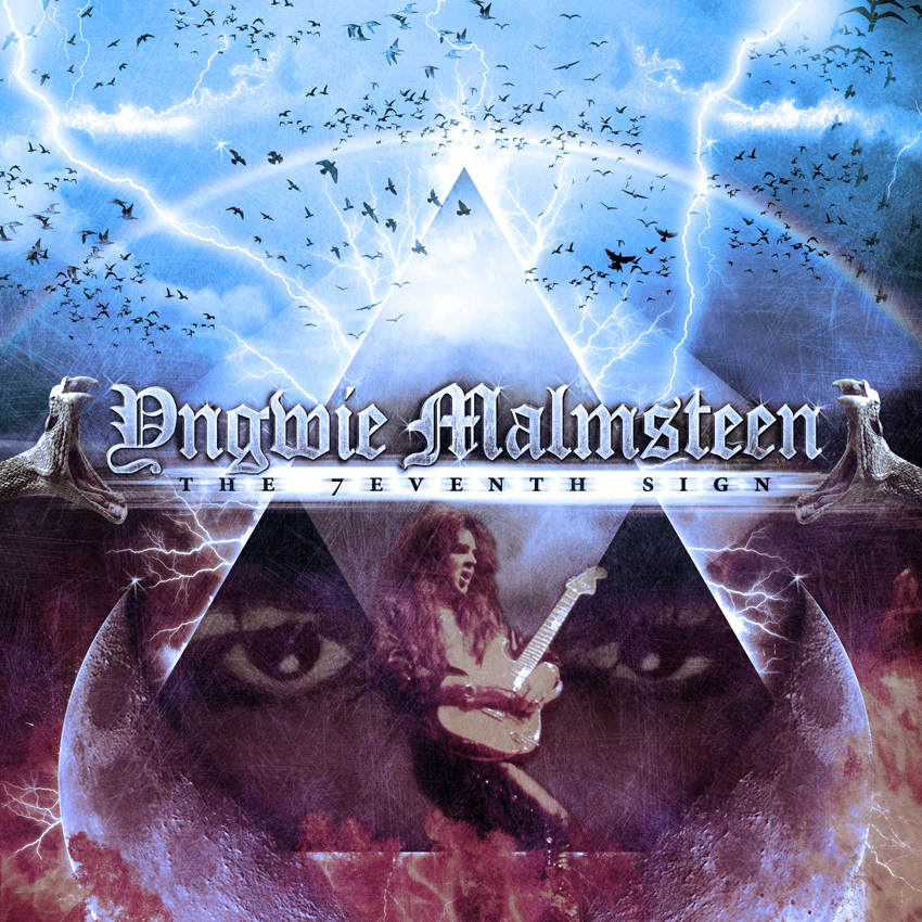 Yngwie Malmsteen-Seventh Sign