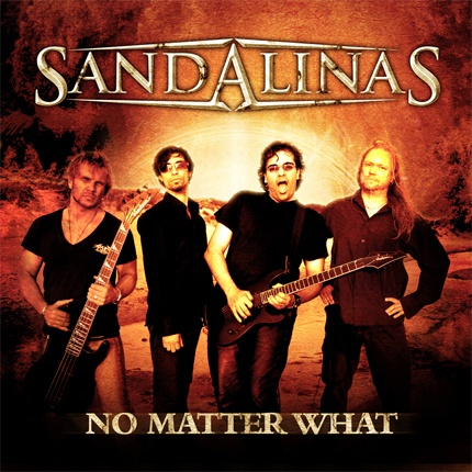 Sandalinas - No Matter What, EP (for Spanish Metal Hammer)