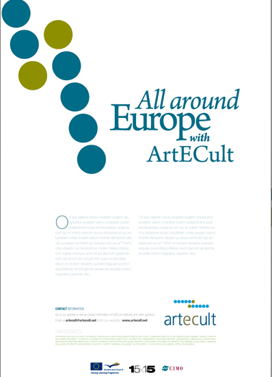 ArtECult posters