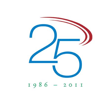 25-years logo