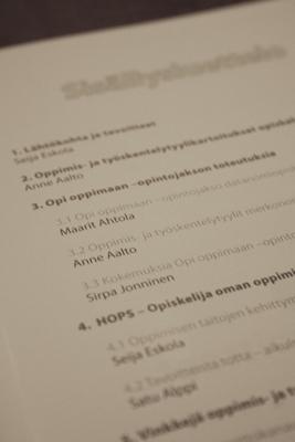 Erilaiset oppijat-book design