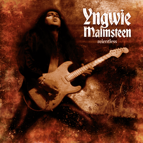Yngwie Malmsteen - Relentless