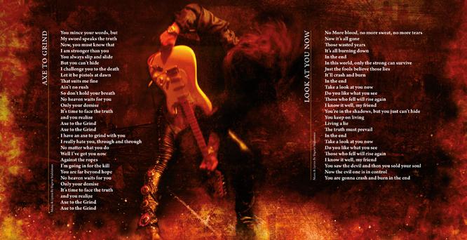 Yngwie Malmsteen - Relentless
