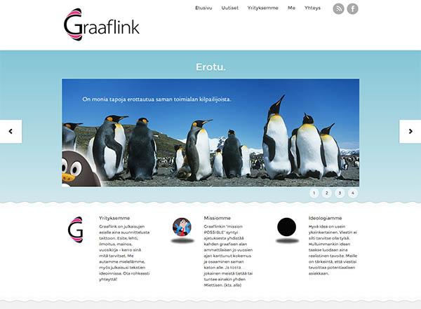 Graaflinx.com website