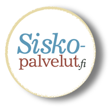 Website and logo for Sisko-Palvelut