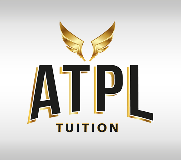 ATPL Tuition logotype and website design