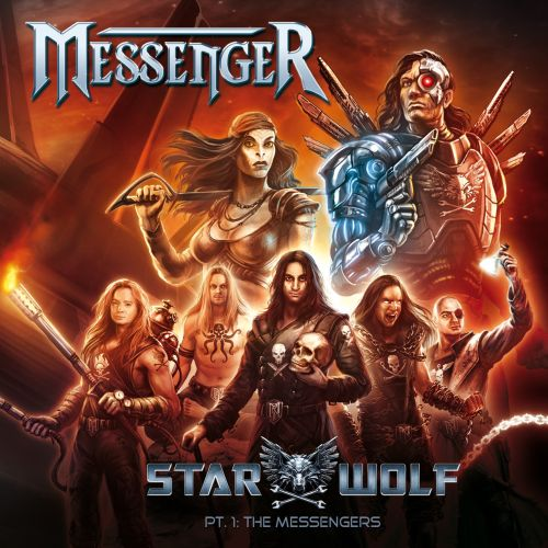 Messenger-Starwolf