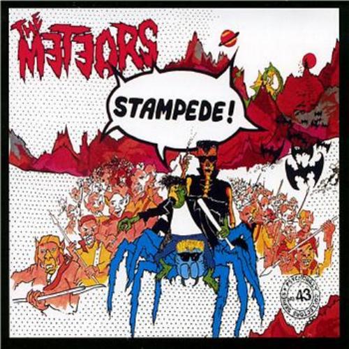 the meteors - stampede