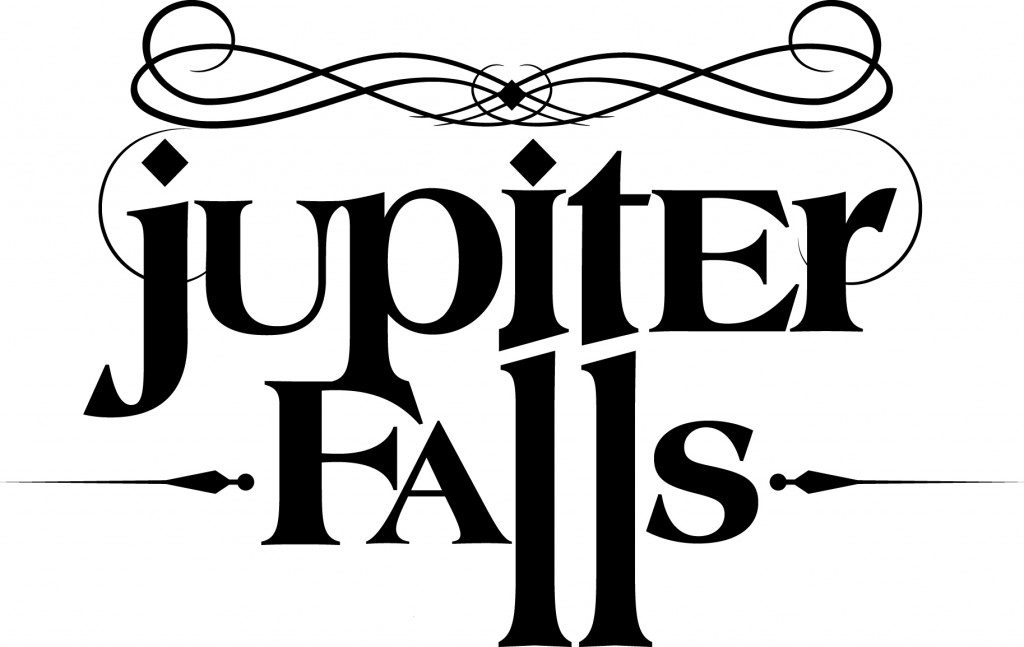 JupiterFalls logo by Pete Alander