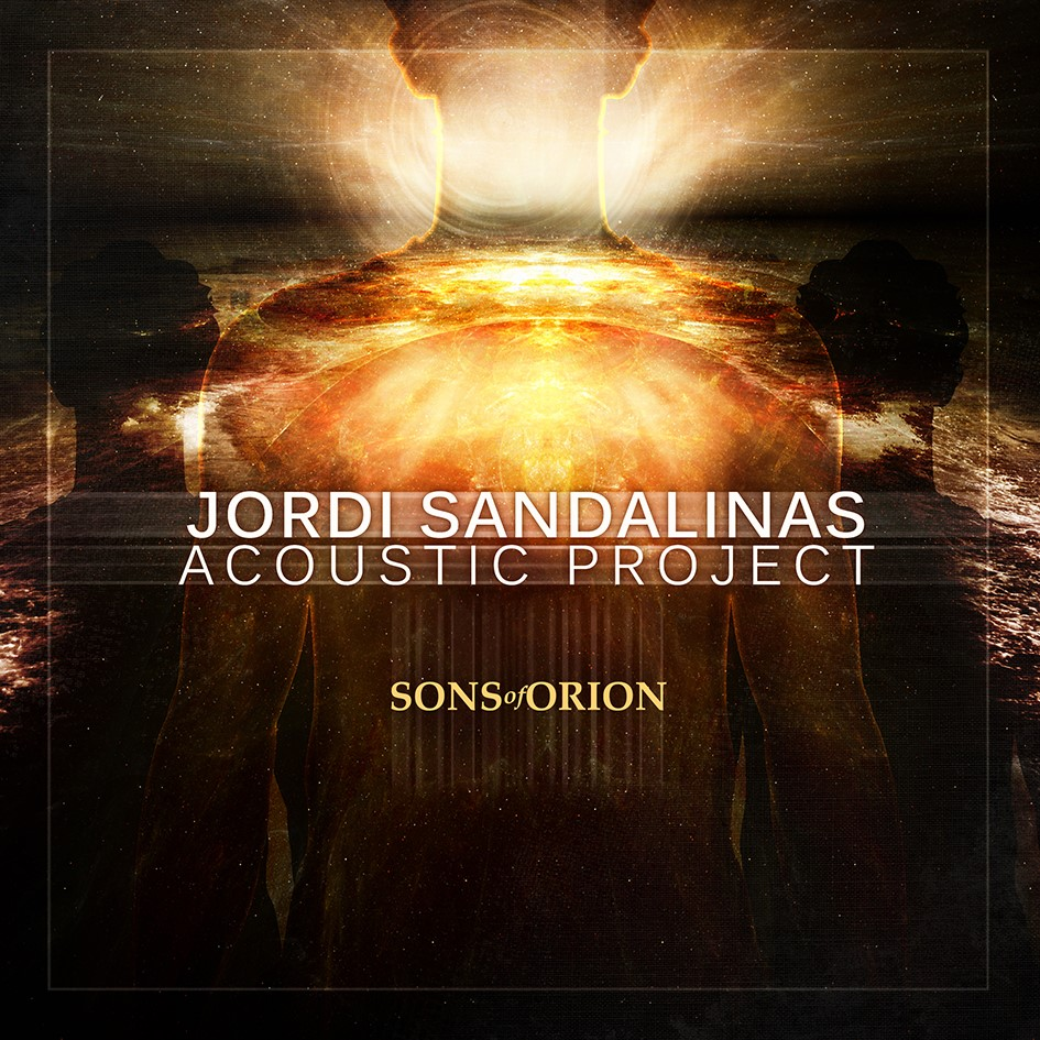"Jordi Sandalinas ""Sons of Orion"" design by Pete Alander"