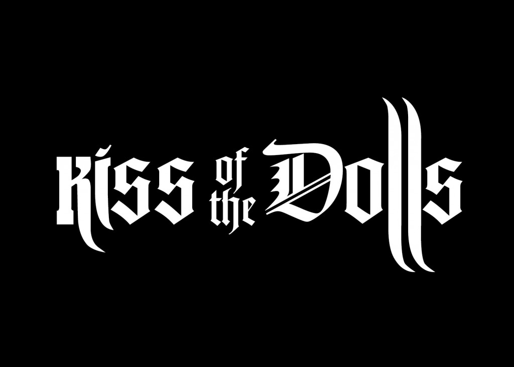 Kiss of the Dolls logo by Pete Alander