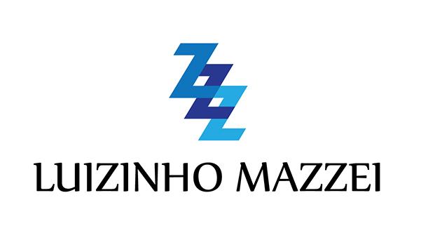 Luizinho Mazzei Logo by Bandmill