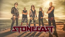 Stonecast: logo and webdesign
