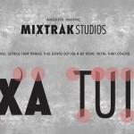 Mixtrak Studios logo by Pete Alander