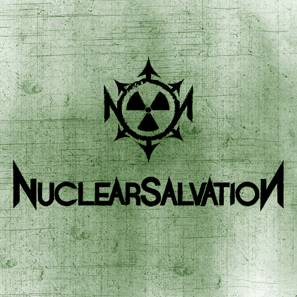 New logo and symbol for Nuclear Salvation by Bandmill