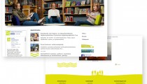 Validia Vocational College website