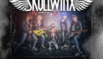 Skullwinx logo design