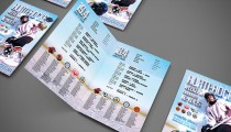 Jää-Ahmat Ice Tournament Brochure