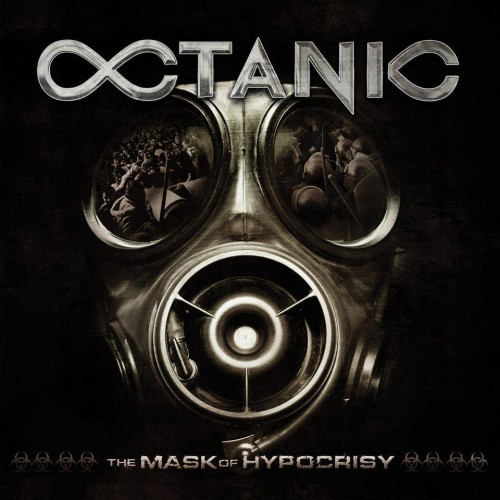 octanic album cover design by pete alander