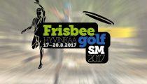 Frisbeegolf SM 2017 -logo