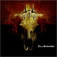 Hostile-Eve Of Destruction album artwork