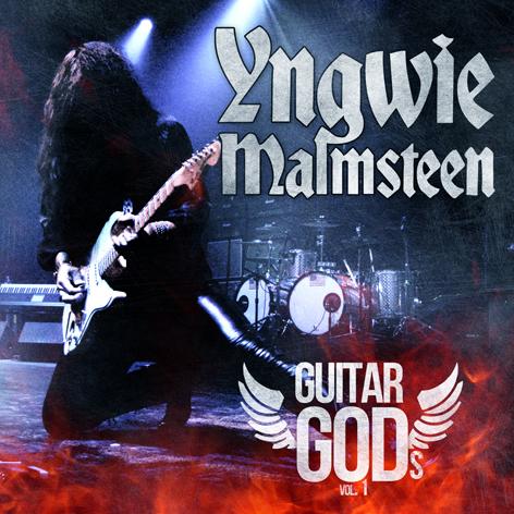 Yngwie Malmsteen-Guitar God