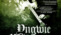 Yngwie Malmsteen tour poster 2013