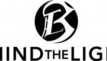 Behind the Lights logo design