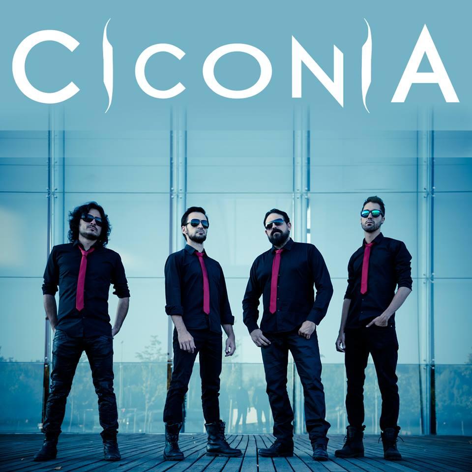 Ciconia logo by Pete Alander