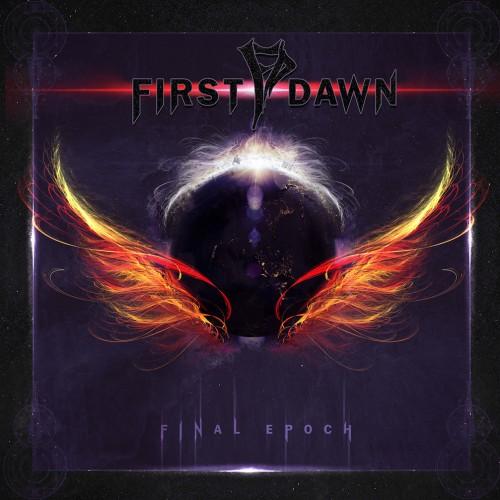 "Album artwork for First Dawn debut album ""Final Epoch"""