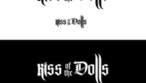 Kiss of the Dolls logo and website