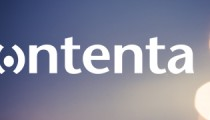 Website design for Contenta