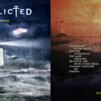 conflicted album cover by PeteAlander